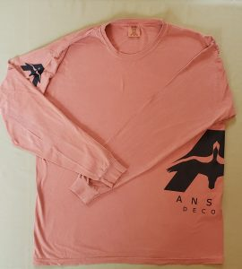 Anser Long-Sleeve T-shirt - Yam